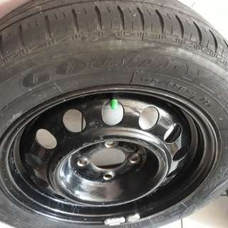 Velg Plus Ban Ring 14