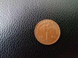 1997年馬來西亞錢幣