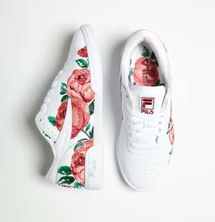 Fila Embroidery Shoes