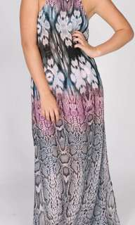 Erin Louise Maxi Dress size M/12