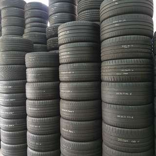 New tyres & Used tyres