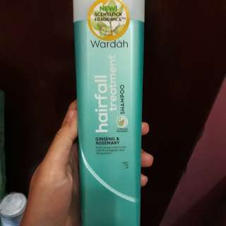 Shampoo wardah hair fall treatment