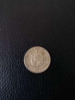1968年菲律賓錢幣
