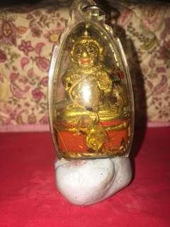 Thai Amulet kuba boon teck