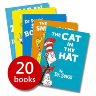 20 Dr Seuss story Books Brand New Ready Stock
