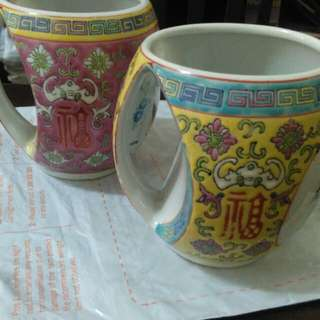 Hennessy Mug - set A