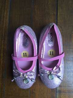 Michael Kors Doll shoes Sz 11
