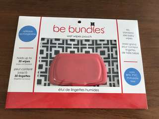 be bundles wet wipe pouch
