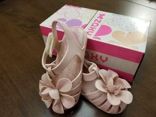 Melissa姊妹品牌(zaxy)小朋友鞋《100%全新》