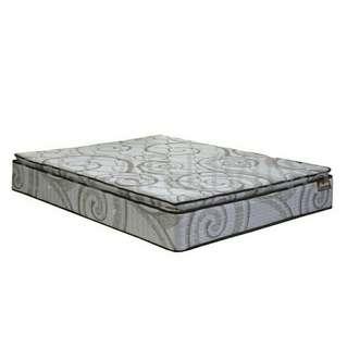 Spring Bed Harmonis Pillow Top by ROMANCE 160x200cm / Kasur