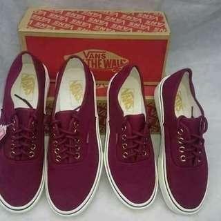 Vans Couple Shoes