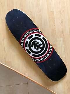 Skateboard cruiser deck