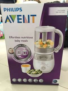 Philips Avent 4 in 1 Food Processor