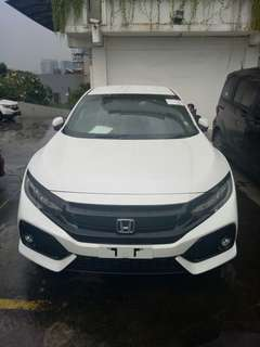 Honda Civic Turbo Hatchback *Hot Promo*