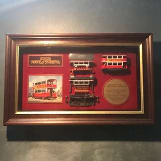Limited Edition Matchbox Models of Yesteryear: Preston Tramcar