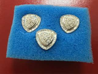 Jewelry Earring and Ring Set