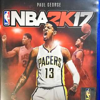 PS4 Game : 2K17