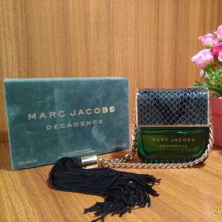 REPRICE! AUTHENTIC PRELOVED MARC JACOBS DECADENCE WOMEN EDP
