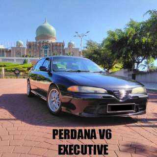 PROTON PERDANA V6 2.0 (Auto) DOHC EXECUTIVE FOR SALE