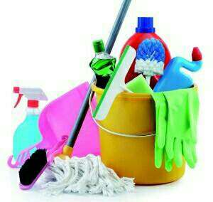 Couple cleaning service