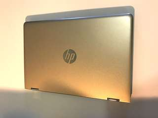 Hp Pavilion Gold X360 degree 14 inch Ba006tx ICORE7