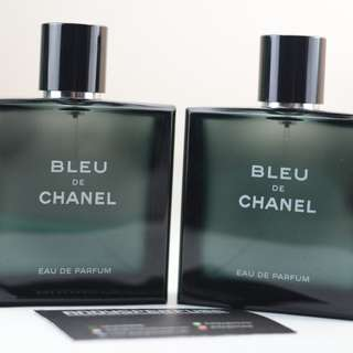 chanel blue edp