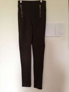 ZARA Basic Skinny Pants