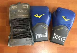 Brand New Everlast 8 Oz Boxing Gloves for Women