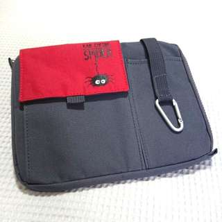 BNWOT Kan Cheong Spider Pouch