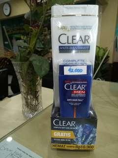 Clear Anti Dandruff 340ml