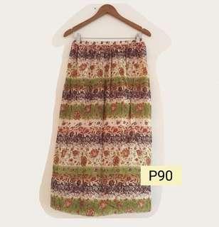 Boho Inspired Maxi Skirt