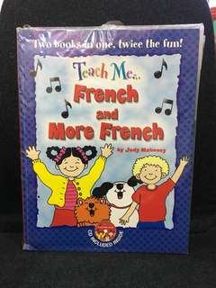 Teach Me French & More French