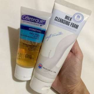 (Buy 1 Get 1) Facial Wash/Cleansing Foam