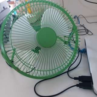Computer fan..DC12V. IT can.be adjustable  in very good condition