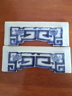 Old Chinese tiles