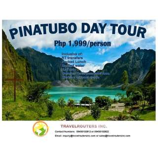 PINATUBO TREKKING TOUR