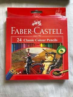 Faber Castell Colour Pencils