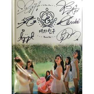 GFriend Album : Flower Bud [Out of Release]