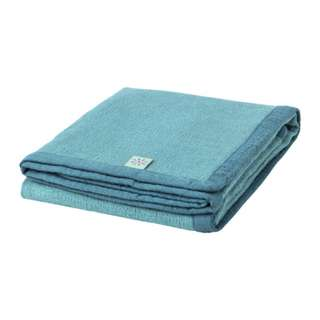 [IKEA] TILLGIVEN Blanket, dark blue