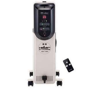 嘉儀 葉片式電暖器 ked512t 全新