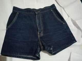 💥REPRICED💥 Dark Blue shorts