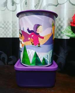 Toples murah tupperware