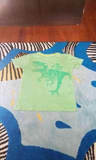 Espirit dinosaur T-shirt 6-7yrs