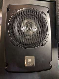 MBQ 6 inch active woofer ( Europe model )