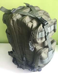 PacTac US Molle Ranger Pack backpack 軍綠色背包 35L airsoft wargame
