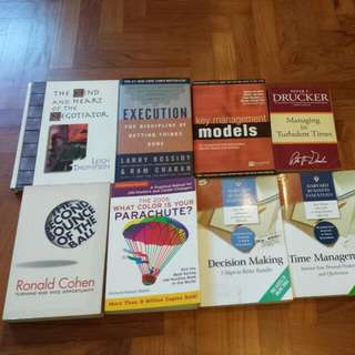 Non Fiction - Business & Management
