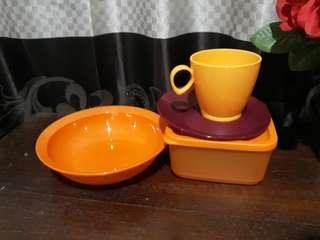 Paket murah tupperware