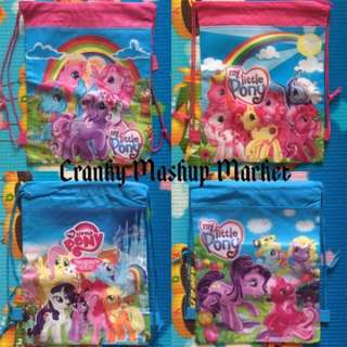 My Little Pony Kid's Drawstring Bag (CMM-KDB)