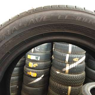 Tyre 185 60 16 Dunlop EnasaveEC300+ Mazda 2 Skyaactiv