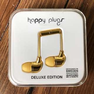 Happy Plugs In-Ear Earphones